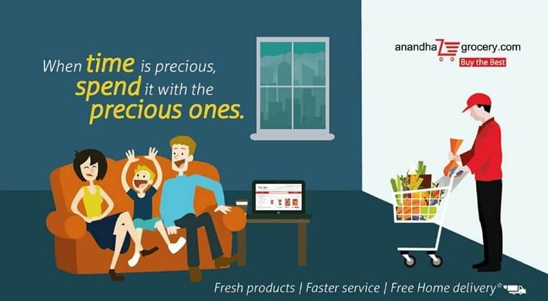 Online Grocery Shopping in Coimbatore | Online Grocery Supermarket