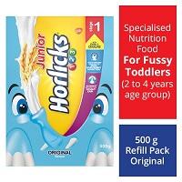119400 12 Horlicks Junior Health Nutrition Drink Original Flavor Stage 1 2 3 Years