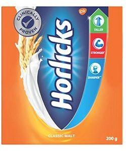 253504 5 Horlicks Health Nutrition Drink Classic Malt