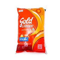 274141 4 Gold Winner Refined Sunflower Oil