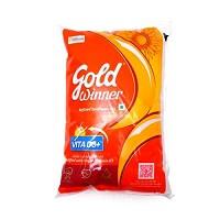 274141 4 Gold Winner Refined Sunflower Oil
