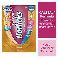 40052959 10 Horlicks Womens Health Nutrition Drink Caramel Flavor