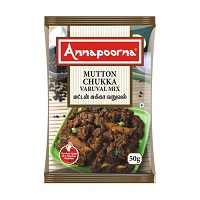 Annapoorna Ready Mix Mutton Chukka Varuval
