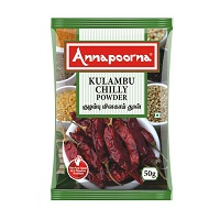 Annapoorna Powder Kulambu Chilly