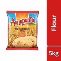 Annapurna Atta Farm Fresh Whole Wheat