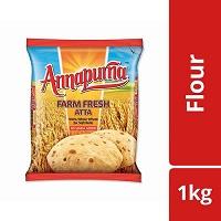Annapurna Farm Fresh Atta 1kg