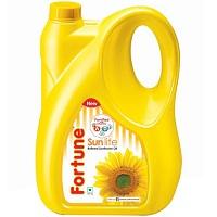 Fortune Sunflower Refined Oil Sun Lite5l