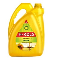 Mr Gold Refined Oil Sunflower 5l