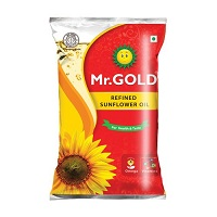 Mr Gold Refined Oil Sunflower