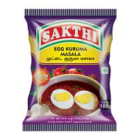 Sakthi Masala Egg Kuruma Masala