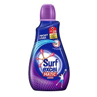 Surf Excel Liquid Detergent Matic Front Load500ml