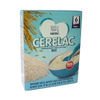 Nestle Cerelac Rice Stage 1 Single