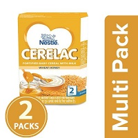Nestle Cerelac Wheat Honey Stage 2
