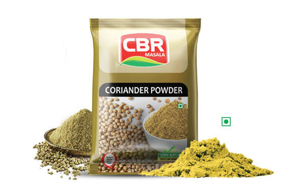 CBR Masala coriander powder | Malli thool powdered spices online grocery shopping in coimbatore