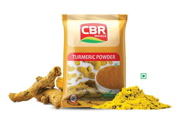 CBR Masala | Turmeric Powder / Manjal thool online shopping ni coimbatore | Masala & Spices